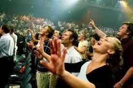 dancing worship